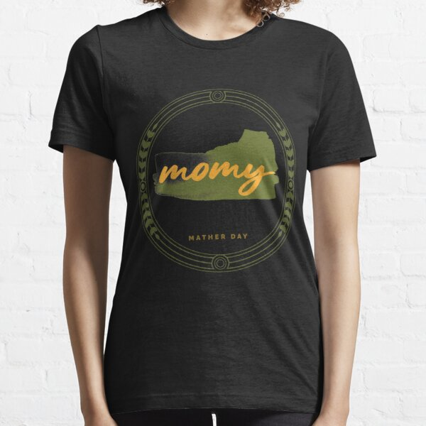 Mother's Day, Mom the best mom Essential T-Shirt