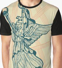 Angel of Victory - Berlin Graphic T-Shirt