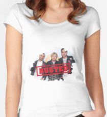 busted Women's Fitted Scoop T-Shirt