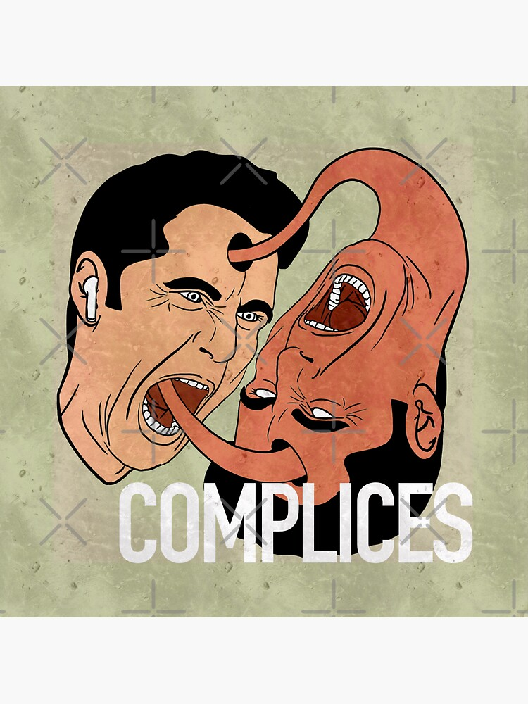 COMPLICES THE PODCAST THAT REMAINS CRIME by arnoche