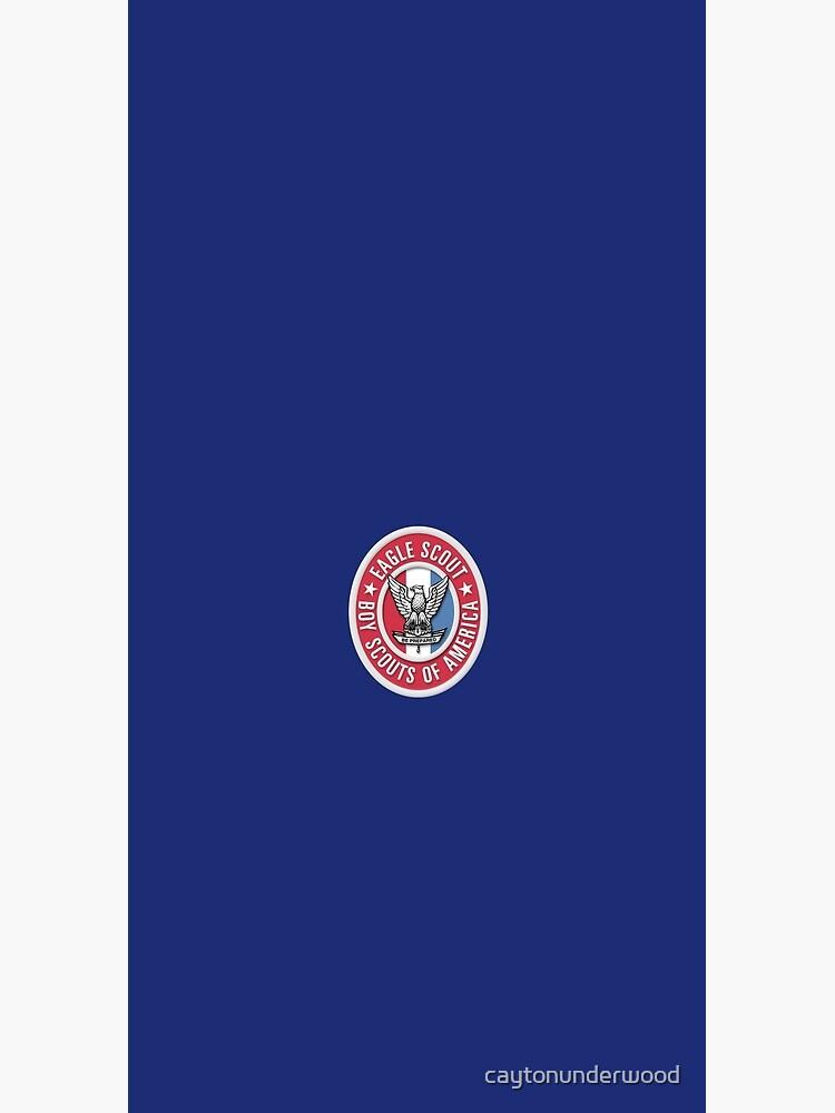 Eagle Scout Badge by caytonunderwood