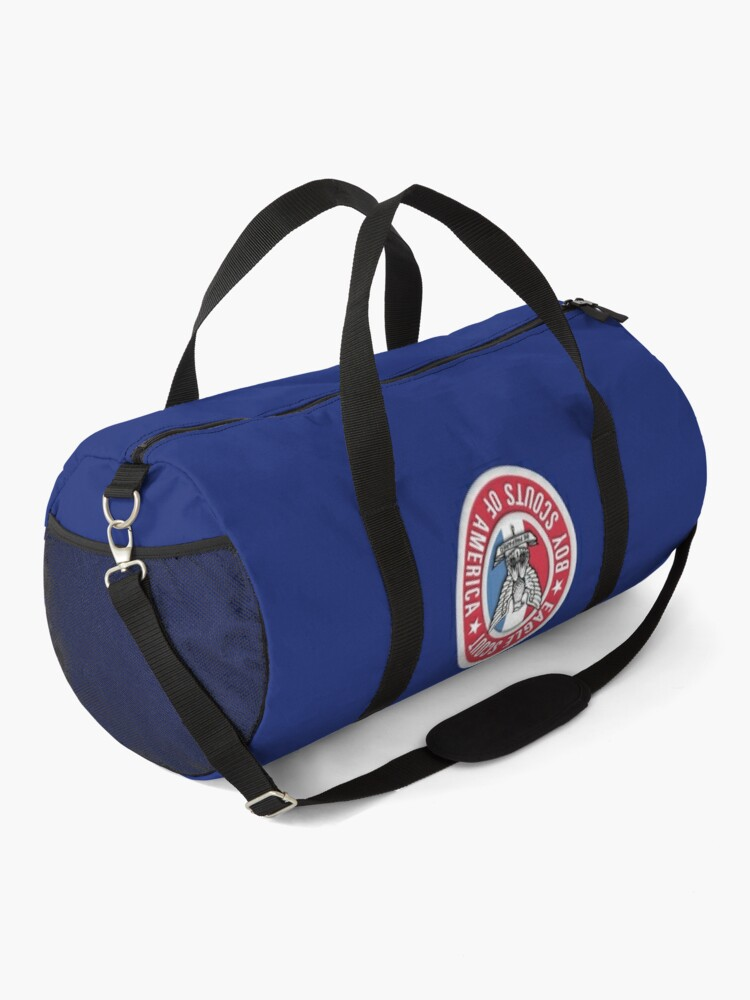 Alternate view of Eagle Scout Badge Duffle Bag