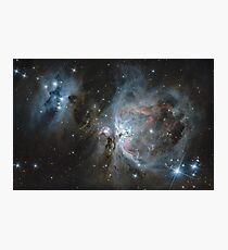 The Great Orion Nebula Photographic Print
