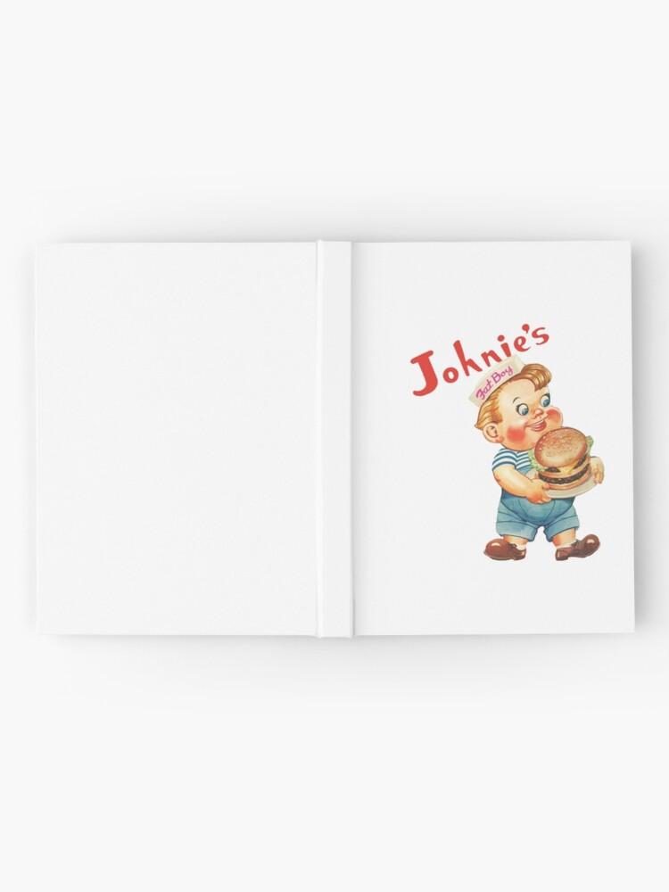 Alternative Ansicht von Herr Carsons übergewichtiges männliches Kind Notizbuch