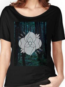 La Dispute - Flower Women's Relaxed Fit T-Shirt
