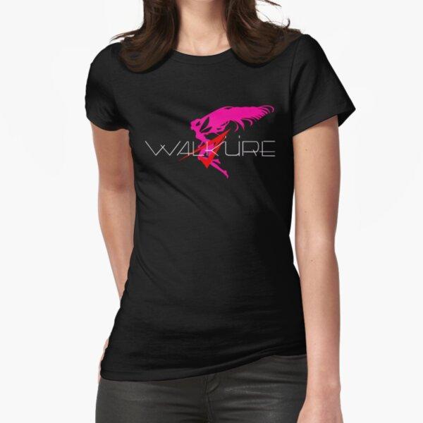 Macross Delta - Walküre Fitted T-Shirt
