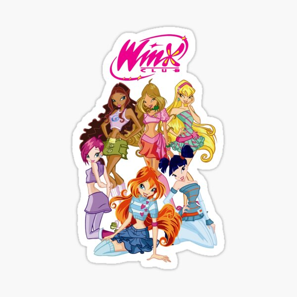 Winx Club Sticker