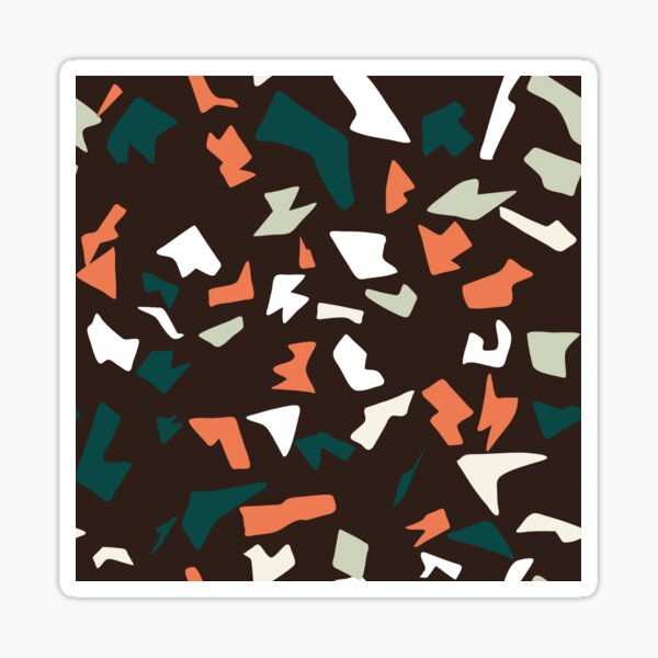 Terrazzo Sticker