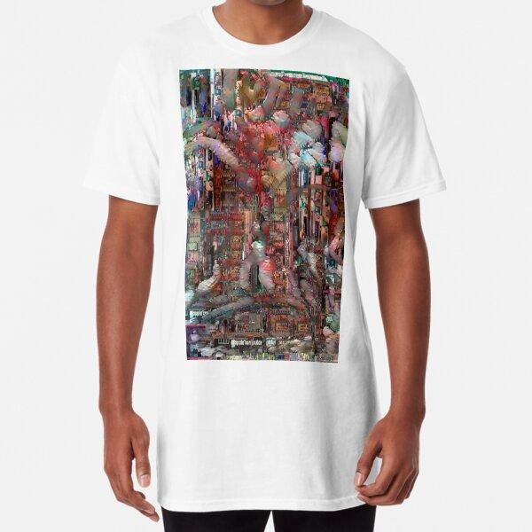 mac mosh Long T-Shirt