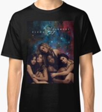 FIFTH HARMONY 7/27 GALAXY COVER Classic T-Shirt