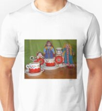 Russian Doll Tea Time T-Shirt