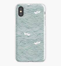 Little Paperboats iPhone Case/Skin