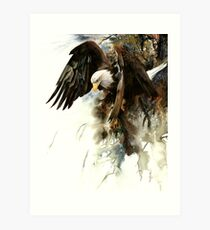 High And Mighty Art Print