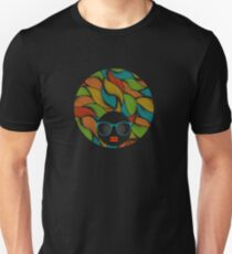 Colorful hair Unisex T-Shirt