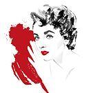 Red Liz by Alejandro Mogollo Díez