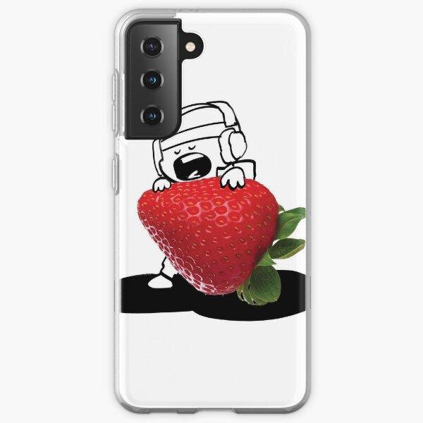 Glazberry (Rainbow Six Siege) Coque souple Samsung Galaxy