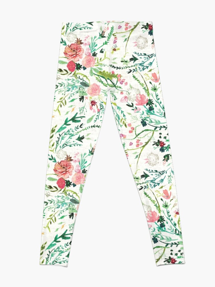 Alternate view of Spring Fable Floral  Leggings