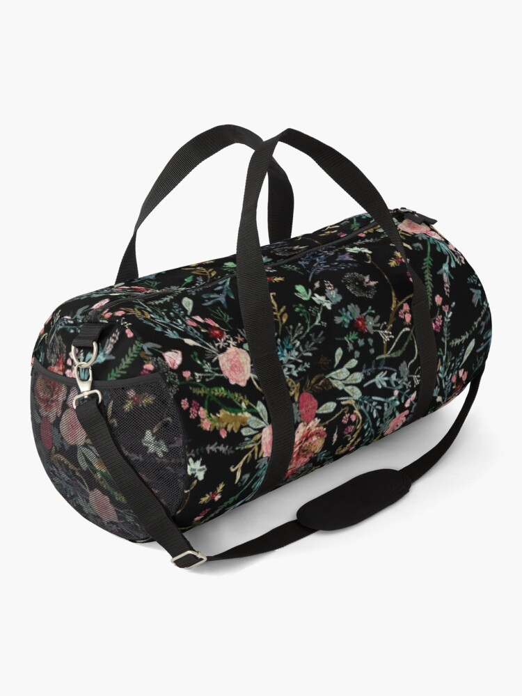 Alternate view of Midnight Floral Duffle Bag