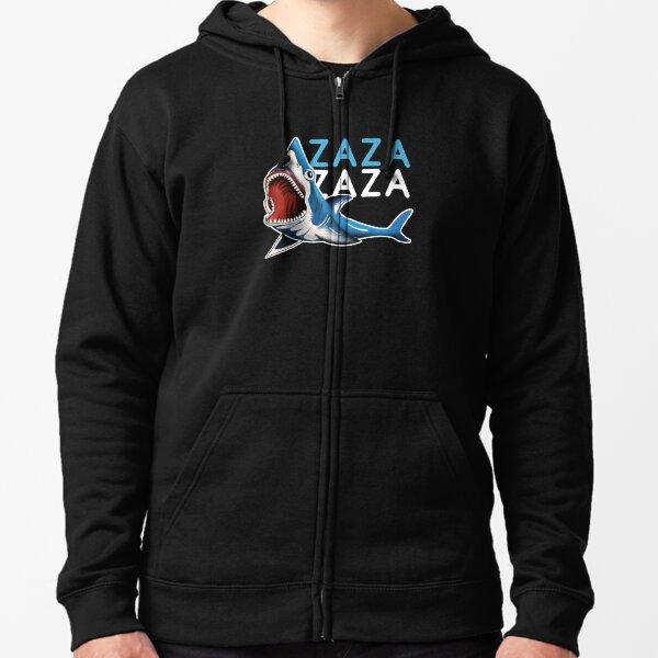 6ix9ine - Zaza Shark Sudadera con capucha y cremallera