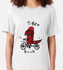 Bicicle T-Rex Slim Fit T-Shirt
