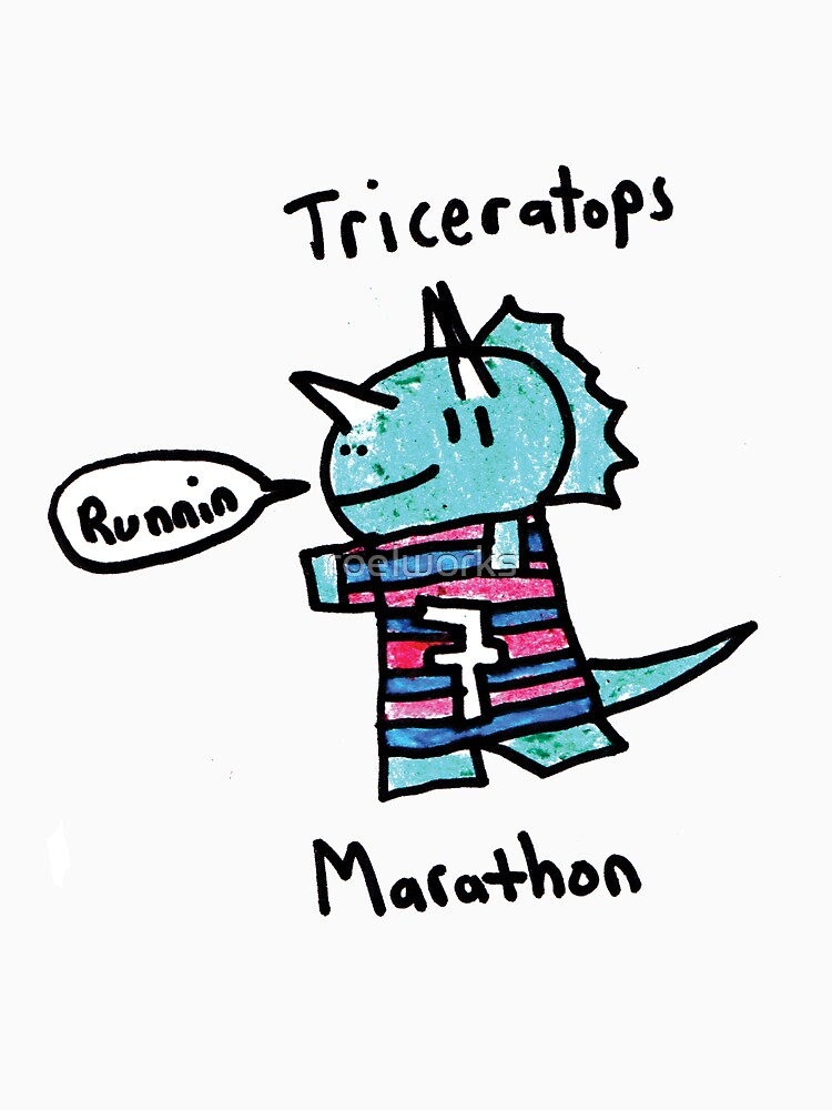 Maraton Triceratops by roelworks