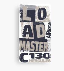 Loadmaster Hercules Canvas Print