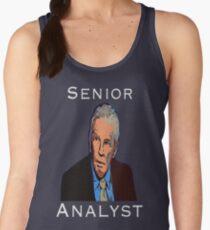 John Giles: Senior Analyst Women's Tank Top