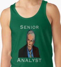 John Giles: Senior Analyst Tank Top