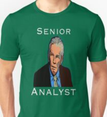 John Giles: Senior Analyst T-Shirt