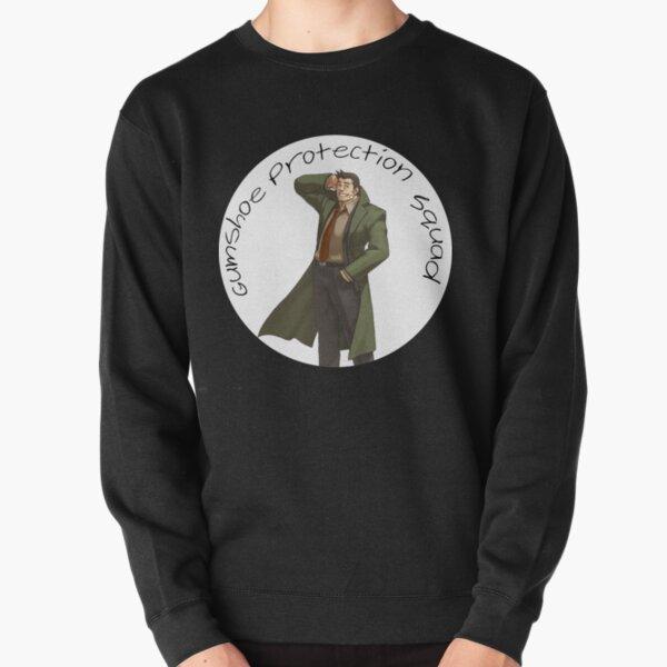 Gumshoe Protection Squad Pullover Sweatshirt
