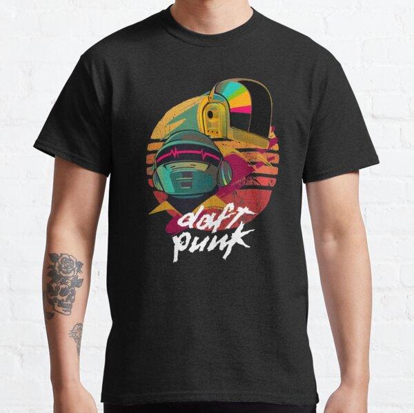 Daft Punk Retro Classic T-Shirt