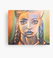 Alys and Wanderlust Canvas Print