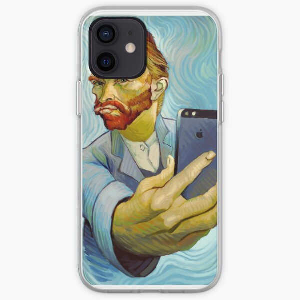 The Art of the Selfie iPhone Soft Case