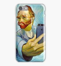 The Art of the Selfie iPhone Case/Skin