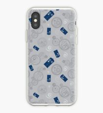 Gallifreyan Phrases iPhone Case