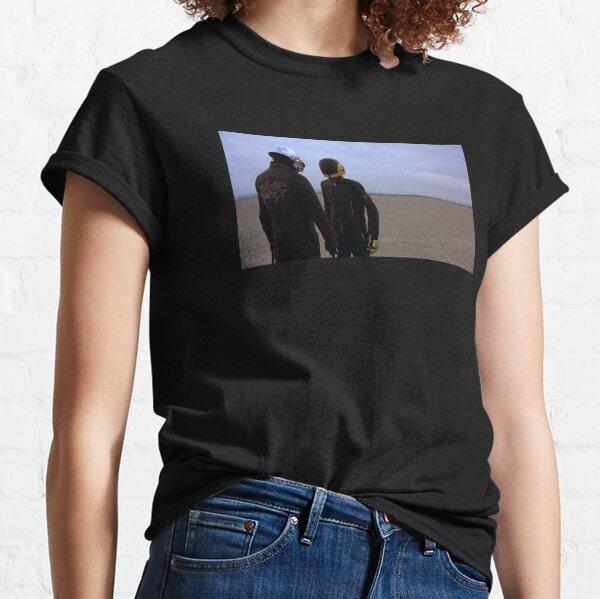 DAFT PUNK PARA SIEMPRE Camiseta clásica