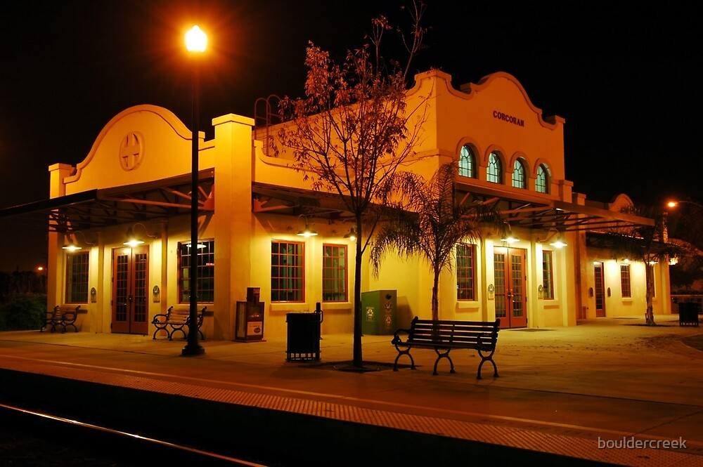 Train Depot by bouldercreek