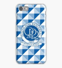 Queens Park Ranger football club iPhone Case/Skin