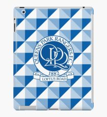 Queens Park Ranger football club iPad Case/Skin