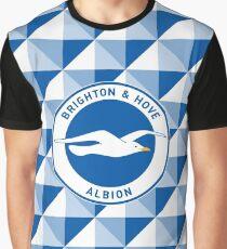 Brighton & Hove Albion football club Graphic T-Shirt