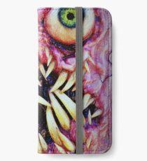 Necronomicon ex mortis 4 iPhone Wallet/Case/Skin