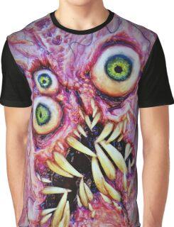 Necronomicon ex mortis 4 Graphic T-Shirt