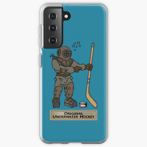 Original Underwater Hockey Diving Bell Samsung Galaxy Soft Case