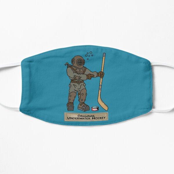 Original Underwater Hockey Diving Bell Flat Mask
