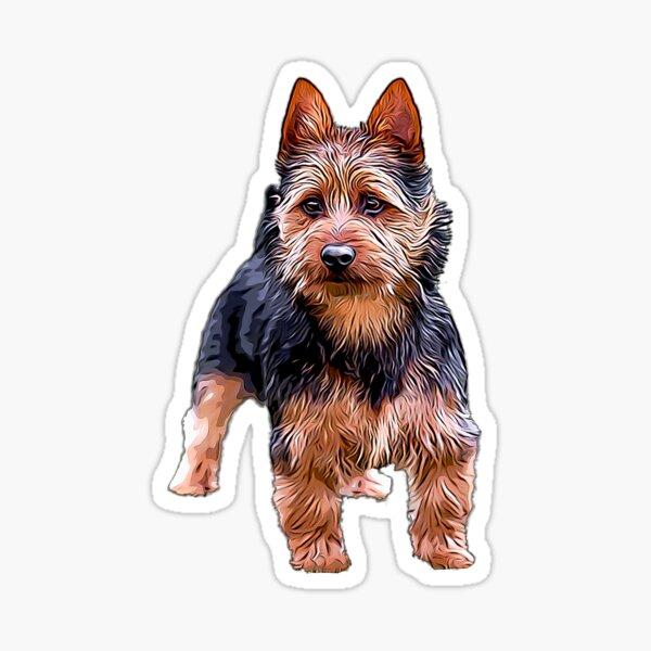 Australian Terrier Sticker