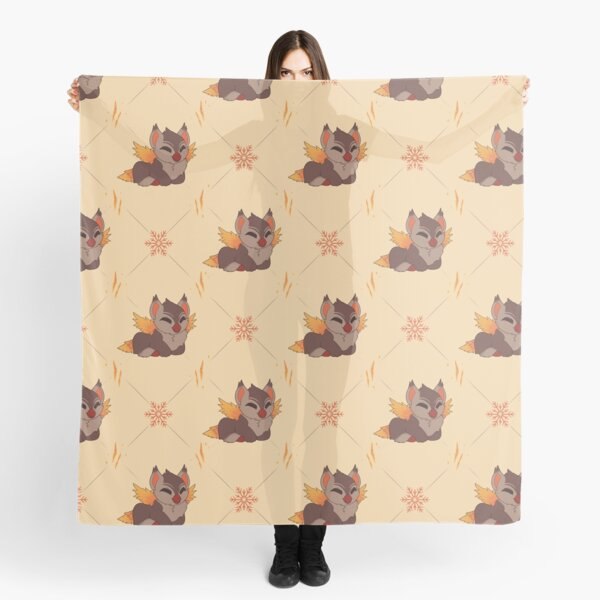 Cute Baby Griffin (Autumn) Scarf