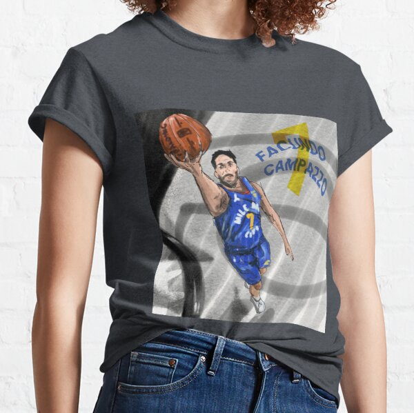 Facu Campazzo, the 7th of the Nuggets Classic T-Shirt