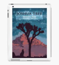 Joshua Tree National Park. iPad Case/Skin