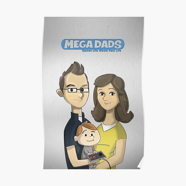 Adam and his Family Poster
