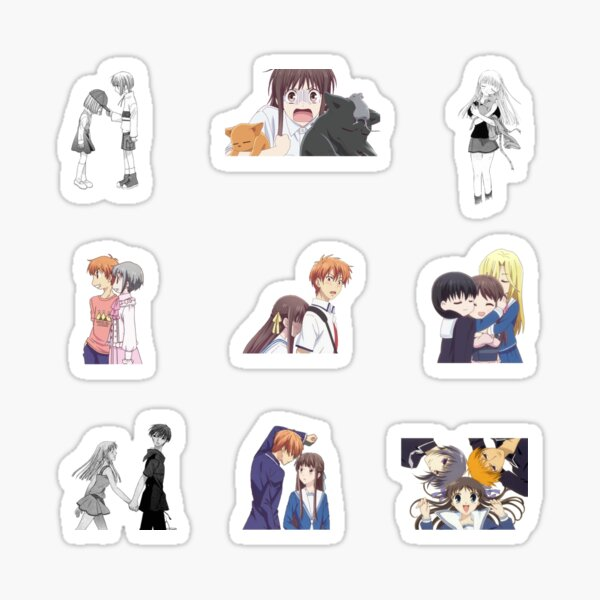 Fruits Basket Pack  Sticker